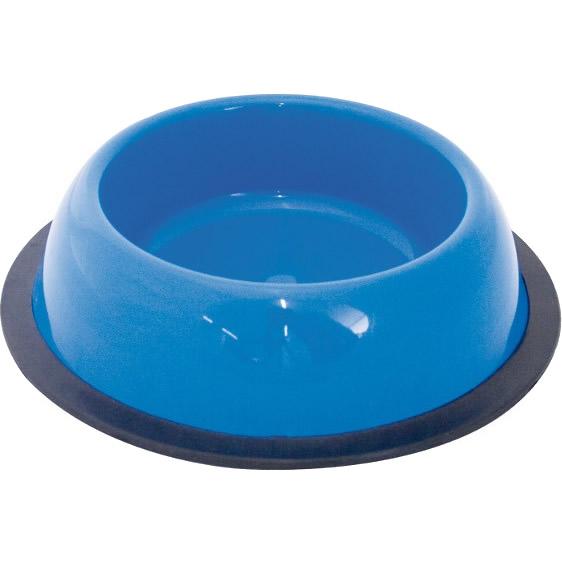 ciotola silver azzurra