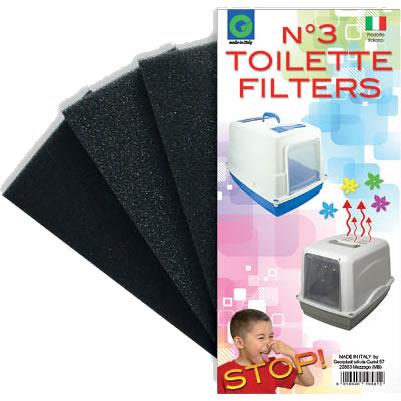 filtri lettiera heidi